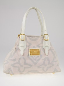 Louis Vuitton Limited Edition Rose Tahitienne Cabas PM Bag
