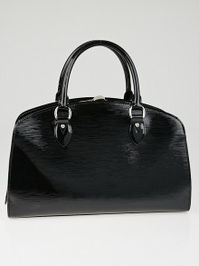Louis Vuitton Black Electric Epi Leather Pont-Neuf PM Bag