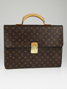 Louis Vuitton Monogram Canvas Laguito Briefcase Bag
