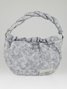 Louis Vuitton Limited Edition Gris Perle Monogram Olympe Nimbus PM Bag