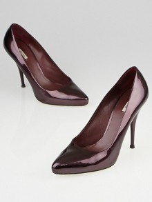 Miu Miu Antico Patent Leather Pumps Size 8/38.5