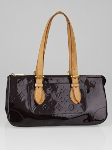 Louis Vuitton Amarante Monogram Vernis Rosewood Bag