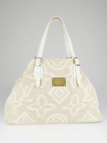 Louis Vuitton Limited Edition Beige Tahitienne Cabas GM Bag