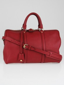 Louis Vuitton Cherry Leather Sofia Coppola SC GM Bag