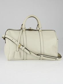 Louis Vuitton Galet Calf Leather Sofia Coppola MM Bag