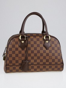 Louis Vuitton Damier Canvas Duomo Bag