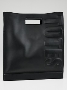3.1 Phillip Lim Black Cowhide Leather Totes Amaze Tote Bag