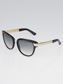 Gucci Black Shell Frame Blonde Sunglasses - 3651/S