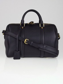 Louis Vuitton Black Calf Leather Sofia Coppola SC PM Bag