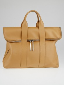 3.1 Phillip Lim Nude Leather 31 Hour Bag