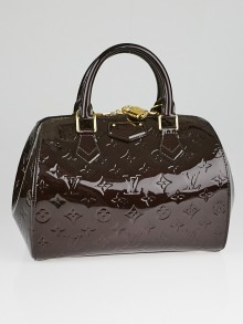 Louis Vuitton Amarante Monogram Vernis Montana Bag