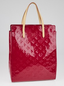 Louis Vuitton Indian Rose Monogram Vernis Catalina NS Bag