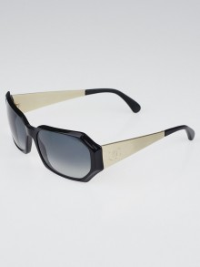 Chanel Black Frame CC Gradient Tint Sunglasses-40795
