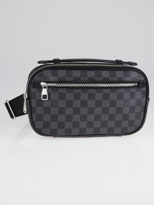 Louis Vuitton Damier Graphite Canvas Ambler Bag