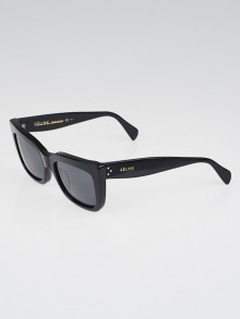 Celine Black Acetate Sunglasses 41039/S