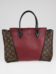 Louis Vuitton Prunille Monogram Canvas W PM Bag