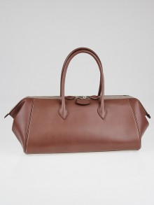 Hermes 35cm Griolet Tadelakt Leather Paris-Bombay Short Bag