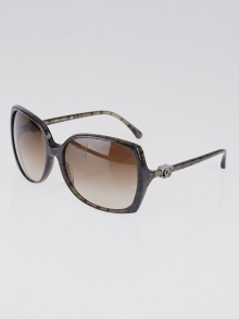 Chanel Brown Square Oversized Frame CC Sunglasses 5216