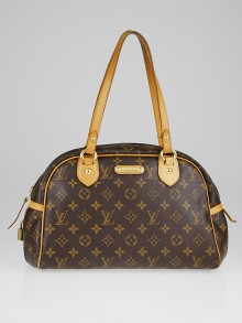 Louis Vuitton Monogram Canvas Montorgueil PM Bag