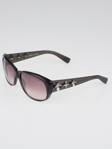 Louis Vuitton Brown Speckling Acetate Frame Divine Sunglasses Z0220W