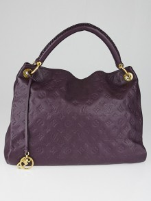 Louis Vuitton Aube Monogram Empreinte Artsy MM Bag