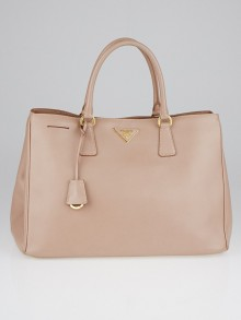 Prada Cammeo Saffiano Lux Leather Large Tote Bag BN1844