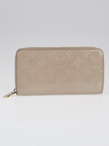 Louis Vuitton Galet Monogram Vernis Zippy Wallet