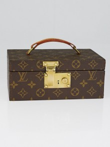 Louis Vuitton Monogram Canvas Tout A Boite Case