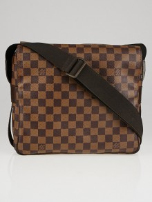 Louis Vuitton Damier Canvas Naviglio Messenger Bag