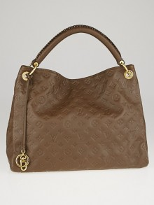 Louis Vuitton Ombre Monogram Empreinte Leather Artsy MM Bag