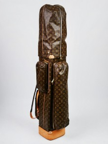 Louis Vuitton Monogram Canvas Sac de Golf Bag