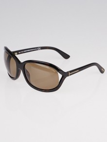 Tom Ford Tortoise Shell Resin Frame Vivienne Sunglasses TF278