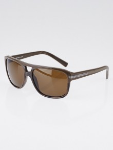 Louis Vuitton Brown Acetate Frame Possession Sunglasses- Z0315W