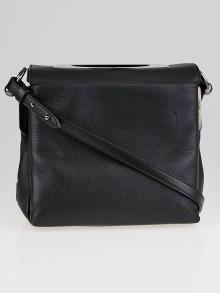 Christian Louboutin Black Calf Leather Passage Mini Bag