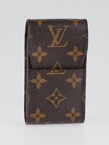 Louis Vuitton Monogram Canvas Cigarette Case