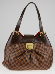 Louis Vuitton Damier Canvas Sistina GM Bag
