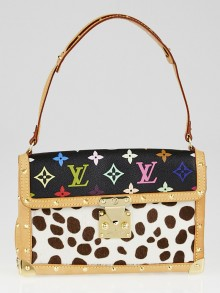 Louis Vuitton Limited Edition Dalmatien Pochette Bag