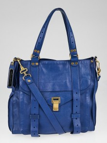 Proenza Schouler Peacock Leather PS1 Tote Bag