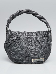 Louis Vuitton Limited Edition Anthracite Monogram Olympe Nimbus PM Bag
