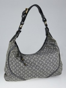 Louis Vuitton Encre Monogram Idylle Canvas Manon MM Bag