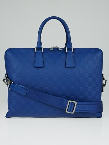 Louis Vuitton Neptune Damier Infini Leather Porte-Documents Jour Bag