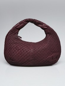 Bottega Veneta Opera Mini Ponza Leather Large Belly Hobo Bag