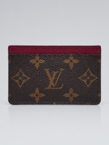 Louis Vuitton Monogram Canvas Card Holder