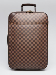 Louis Vuitton Damier Canvas Pegase Light 55 Suitcase