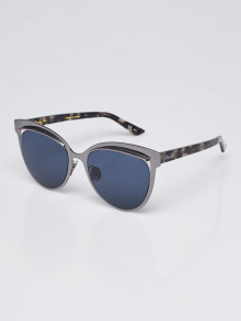 Christian Dior Limited Edition Tortoise Shell Acetate/Metal Inspired Sunglasses-1SQ
