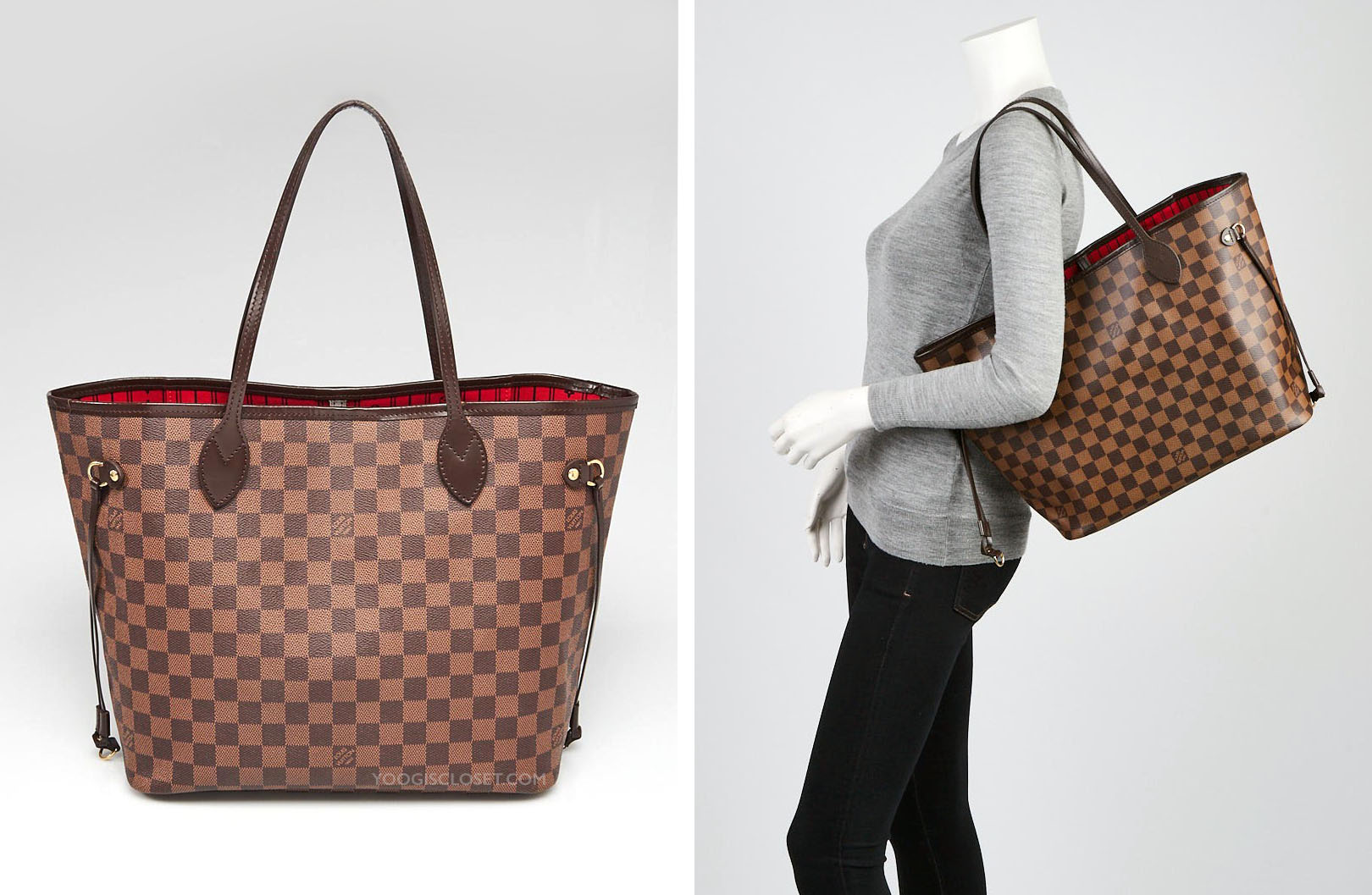 14271c02bf0 Louis Vuitton Neverfull Buying Guide - Yoogi s Closet Blog