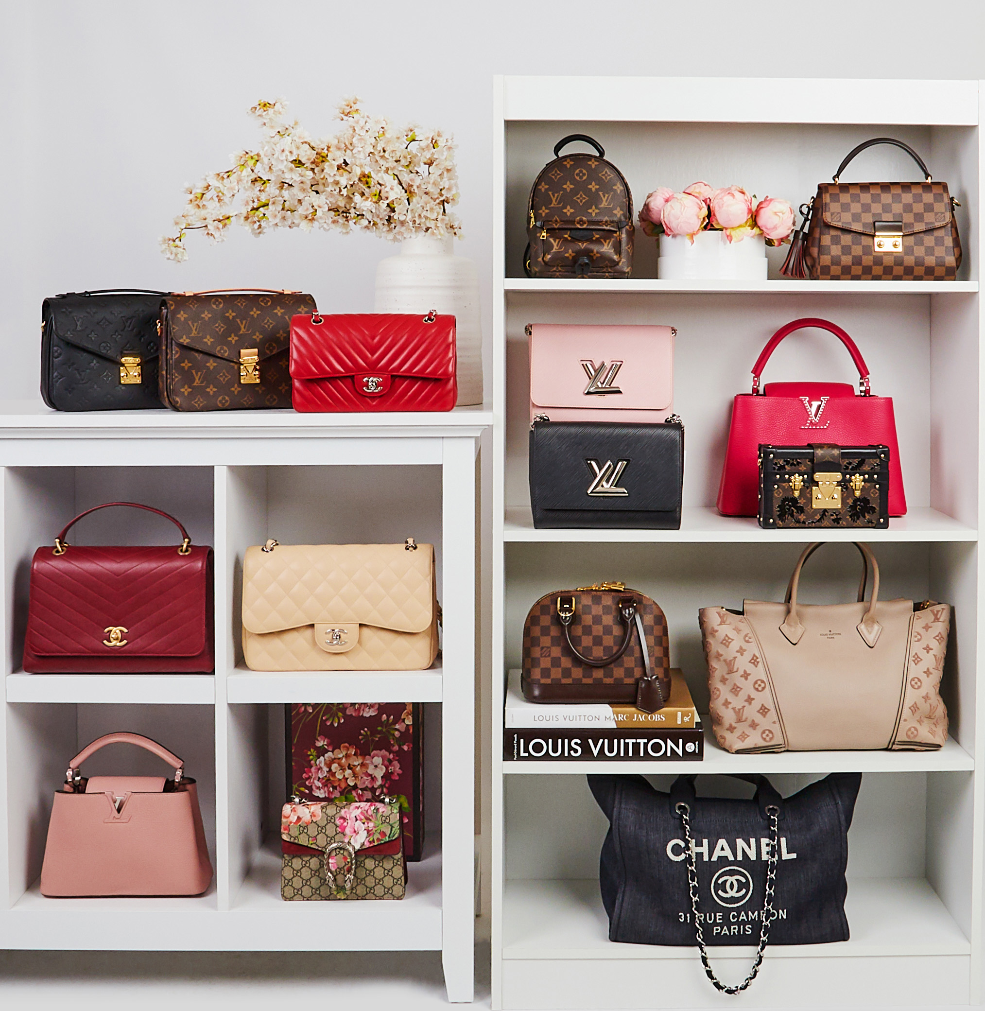 b1a357a51b0 How To Start Your Handbag Collection | Yoogi's Closet Authenticated  Pre-Owned Luxury yoogiscloset.