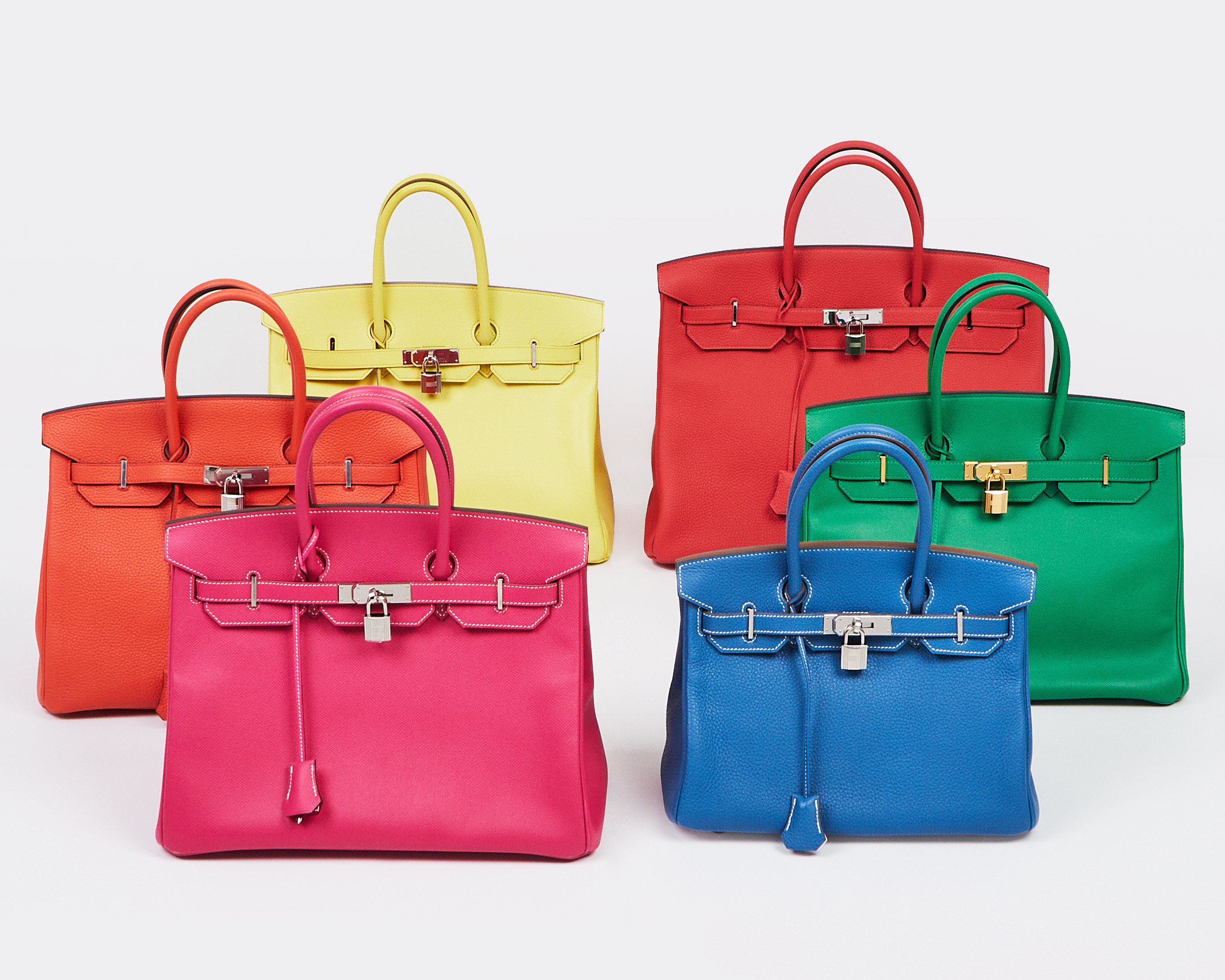 Why Do Some Hermès Birkin Bags Have Horseshoe Stamps