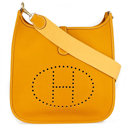 hermes evelyne handbag inside pocket