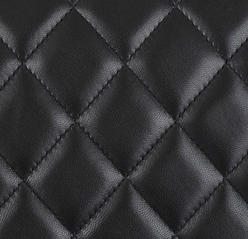 Quilted Lambskin Leather sample